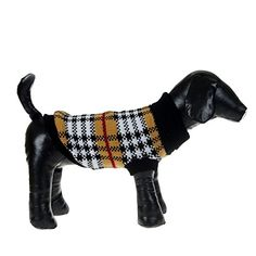 XUKE Pet Dog Sweater knit Apparel Clothes >>> You can get additional details at the image link.