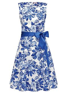 Floral Prom Dress by Joe Browns