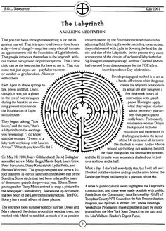 Labyrinth: A Walking Meditation Walking Meditation, Meditation Buddhism, Vipassana Meditation, Labyrinth Walk, Coral Castle, Algebra Activities, Labrynth, Spiritual Formation, Garden Landscape Design