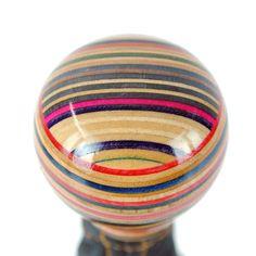 Multicolour Teardrop Shift Knob