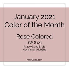 January 2021 Color of the Month & Energy Reading. Let's set the tone as we construct and safeguard a framework for success with this month's theme.