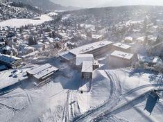 Hotels direkt an der Skipiste: 5 Tipps in Skigebieten der Schweiz Hotel Bellevue, Montana, Grindelwald, All Over The World, Hotels, Travel, Outdoor, Arosa, Flims