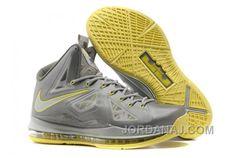http://www.jordanaj.com/854215644-nike-lebron-10-mens-shoes-grey-yellow.html 854-215644 NIKE LEBRON 10 MENS SHOES GREY YELLOW Only $84.00 , Free Shipping!