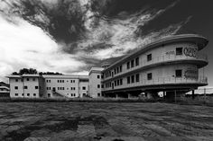 Cosa resta delle vecchie colonie estive del Fascismo