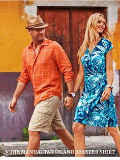 Tommy Bahama Summer Clothing Wear It Like A Man Mens
