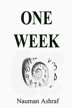 One Week: Short story about amazing tasks done during the... https://www.amazon.com/dp/B00P6QZNFK/ref=cm_sw_r_pi_dp_x_fIBRybGMA3XDZ