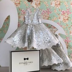 Elle dress shining bright like a diamond In stock and ready to ship Worldwide shipping Click the link in bio to shop #ittybittytoesittybittytoes