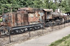 Northwest Railway Museum at the Snoqualmie Depot by Bob Noble Photography, via Flickr
