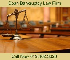 Bankruptcy Law Firm San Diego