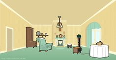 Mr Bean Cartoon, Frozen Disney, Disney Movies, Living Room, Home Decor, Disney Films, Decoration Home, Room Decor, Home Living Room