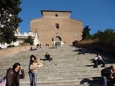 Basilica of Santa Maria in Aracoeli, Rome, Lazio, Italy