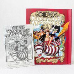ONE PIECE Grand Paper Adventure 3D Pop-up Book JAPAN ANIME MANGA SHONEN JUMP