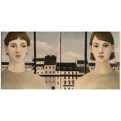 """209 Beğenme, 2 Yorum - Instagram'da SerpilMaviÜstün (@smavi): """"Are You Thinking About Me? I,II 30x30cmx2 #exhibition#art#contemporaryart #serpilmaviüstün…"""""""