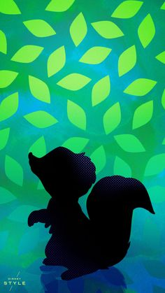 To celebrate the 75th anniversary of Bambi later this year, we had our designers create Bambi-inspired wallpapers that are totally adorable.