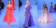 Elie Saab Alta Costura primavera/ verano 2014