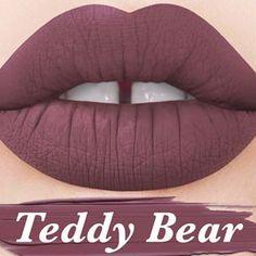 Lime Crime Velvetine in Teddy Bear https://www.love-makeup.co.uk/lime-crime-velvetines-p-5621.html