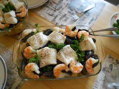 Fish in the oven: Nigella Lawson's Recipe!