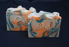 Cucumber Melon Scented Soap Artisan Handcrafted Cold Process