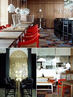 Restaurante Bon Lloc, Estocolmo