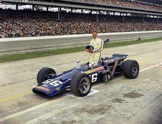 1969 - Mark Donohue by indianapolismotorspeedway.com, via Flickr