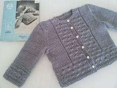 Newborn Crochet, Crochet Baby, Knit Crochet, Baby Barn, Textiles, Baby Sweaters, Baby Knitting Patterns, Handicraft, Lana