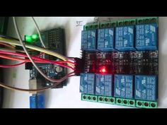 Home Automation - How to Add Relays to Arduino