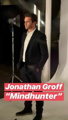 Jonathan Groff, photoshoot for LA Times Emmy Drama   Roundtable. 6 April 2018.