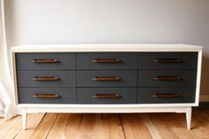 Image of: Mid Century Modern Credenza and Sideboards
