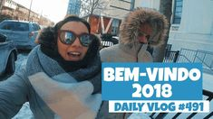 E que comece 2018! | DAILY VLOG #491 https://youtu.be/U9fpq0O3mJo