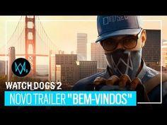 Novo trailer de Watch Dogs 2 mostra cenário e dublagem brasileira - Games