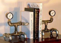 Industrial Design:  bookends!