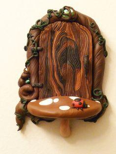 Brown Mushroom Fairy Balcony by FlyingFrogCreations on DeviantArt