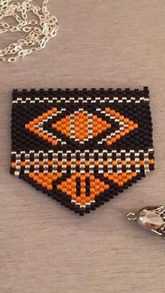 Peyote Patterns, Loom Patterns, Beading Techniques, Beaded Bags, Cool Necklaces, Peyote Stitch, Brick Stitch, Loom Beading, Bracelets