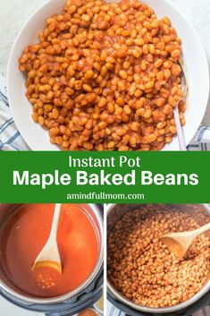 Instant Pot Baked Be
