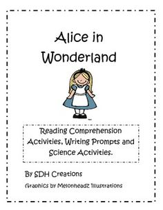 alice in wonderland full story pdf