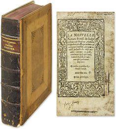 La Nouvelle Natura Breviu m du Iudge Tresreverende Monsieur Anthonie | Anthony Fitzherbert, William Rastell
