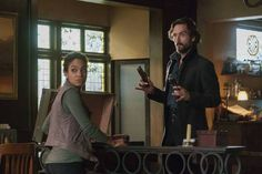 BuddyTV Slideshow | 'Sleepy Hollow' Episode 3.4 Photos: Can Abbie and Jenny Save the Town's Children?