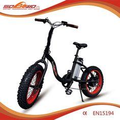 high quality fat tyre brand new fashion bike folding ebicycle/ebike
