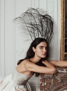 Top model Blanca Pad
