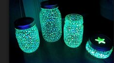 Fun Fairy Glow Jars