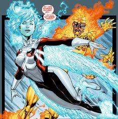 Firehawk DC Comics   General Information