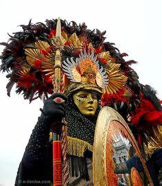 masques carnaval de Venise 2008