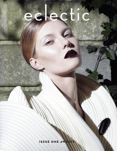 visual optimism; fashion editorials, shows, campaigns & more!: sacred wisdom: dasha avdienko by robbert jacobs for eclectic #1 f/w 2013