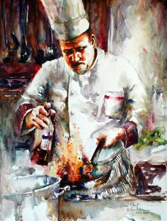 ✿Chef✿ Cooking with wine!