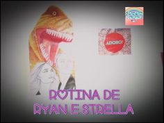 Casa da Barbie - Rotina de Ryan e Strella