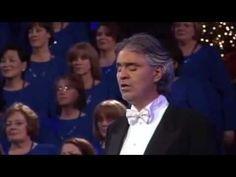 SANTA LA NOCHE - Andrea Bocelli - O Holy Night - YouTube