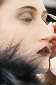 Backstage at Marc Jacobs Fall 2015 - Slideshow