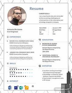 Awesome Civil Engineering Resume Format Word 12 About Remodel Home Design Furniture Decorating for Civil Engineering Resume Format Word : Resume Civil Engineering Jobs, Civil Engineering Construction, Jobs For Civil Engineers, Chemical Engineering, Resume Advice, Job Resume, Cv Ingenieur, Civil Engineer Resume, Curriculum Template