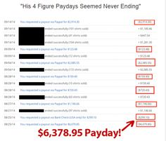4 Figure Tee Paydays – TOP lazy way to make money on Facebook and The Seamlessly Simple System Responsible For Churning Out 4 Figure Paydays