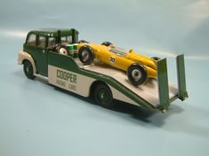 Gallery | Roland Ward, Dinky Toys – The Final Eras
